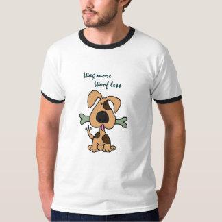 BG- Wag more, Woof less Shirt