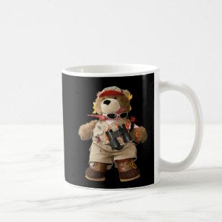 BGF on Black Coffee Mug