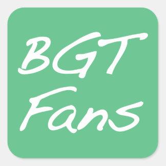 BGTFans Sticker