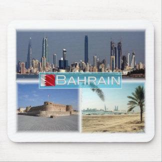 BH Bahrain - Manama - beach in Muharraq - Mouse Pad