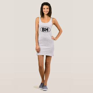 BH Beverly Hills California Sleeveless Dress