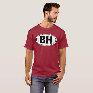 BH Beverly Hills California T-Shirt