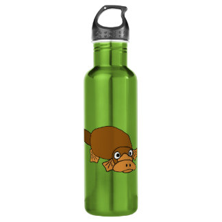 BH- Funny Platypus 710 Ml Water Bottle