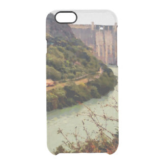 Bhakra Nangal Dam Clear iPhone 6/6S Case