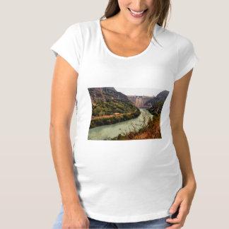 Bhakra Nangal Dam Maternity T-Shirt