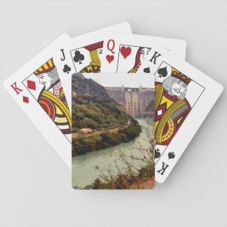 Bhakra Nangal Dam Playing Cards