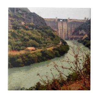 Bhakra Nangal Dam Tile