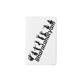 Bharatanatyam Pocket Moleskine Notebook