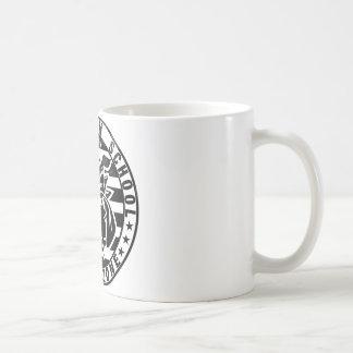 BHS Bulldogs (weathered - black) Coffee Mug
