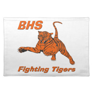BHS Fighting Tigers Placemats