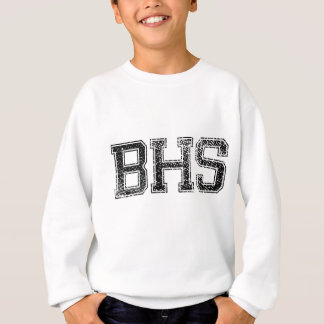 BHS High School - Vintage, Distressed Sweatshirt