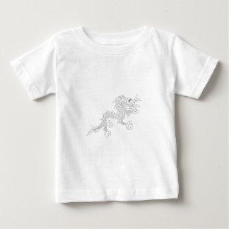 Bhutan Dragon Baby T-Shirt