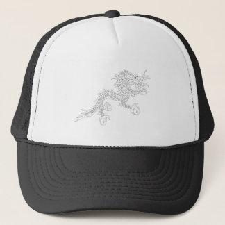 Bhutan Dragon Trucker Hat