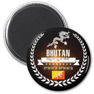 Bhutan Magnet