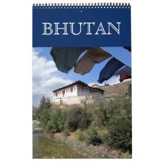 bhutan photography calendars