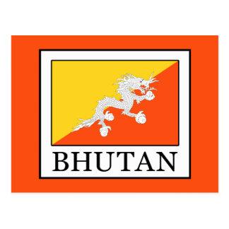 Bhutan Postcard