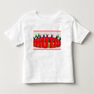 Bhutan T shirt for kids