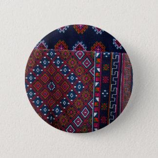 Bhutanese Rugs 2 Inch Round Button
