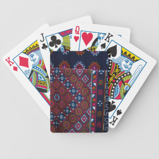 Bhutanese Rugs Bicycle Playing Cards