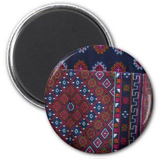 Bhutanese Rugs Magnet