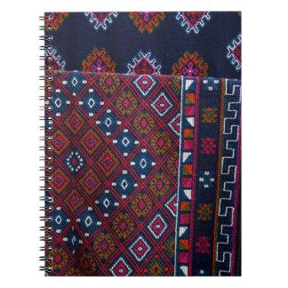 Bhutanese Rugs Notebook