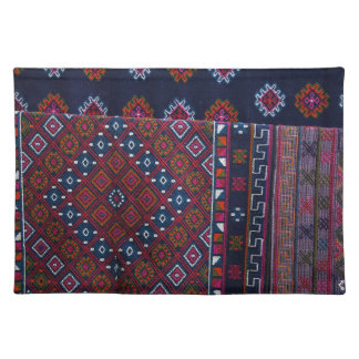 Bhutanese Rugs Placemat