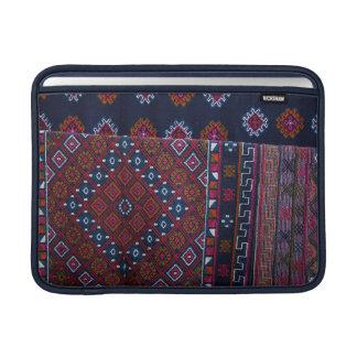 Bhutanese Rugs Sleeve For MacBook Air