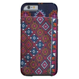 Bhutanese Rugs Tough iPhone 6 Case