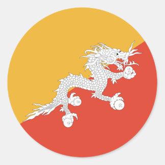 Bhutanese stickers