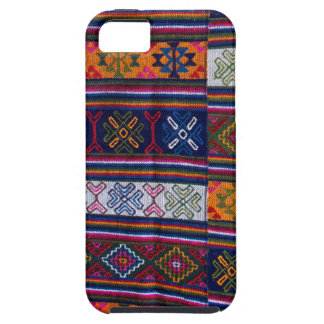 Bhutanese Textile Case For The iPhone 5