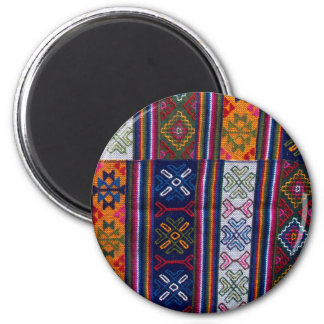 Bhutanese Textile Magnet