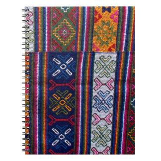 Bhutanese Textile Notebook