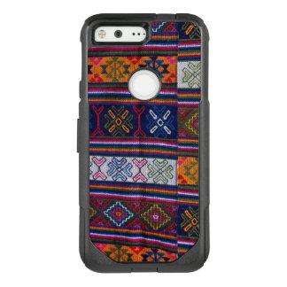Bhutanese Textile OtterBox Commuter Google Pixel Case