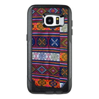 Bhutanese Textile OtterBox Samsung Galaxy S7 Edge Case