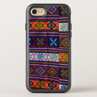 Bhutanese Textile OtterBox Symmetry iPhone 8/7 Case