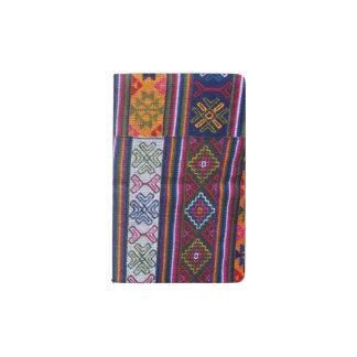 Bhutanese Textile Pocket Moleskine Notebook
