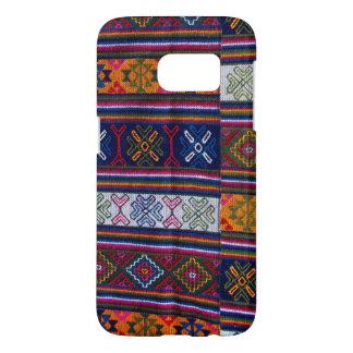Bhutanese Textile Samsung Galaxy S7 Case