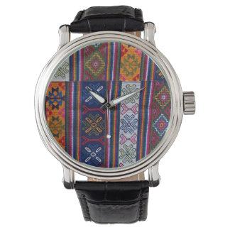 Bhutanese Textile Watch