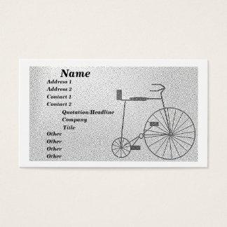 Bi-Cycle Business Card