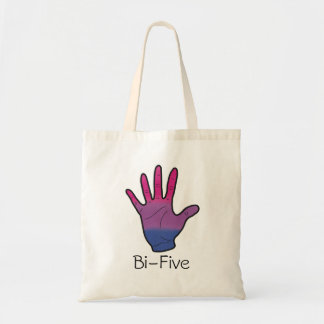 Bi-Five Tote Bag