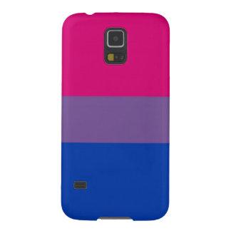 Bi Flag Flies For Bisexual Pride Galaxy S5 Cover