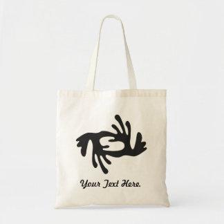 BI NKA BI   Symbol of Harmony, Peace, Cooperation Tote Bag