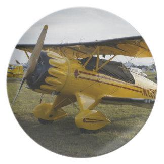 Bi Plane Plate