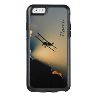 Bi Plane Sky OtterBox iPhone 6/6s Case