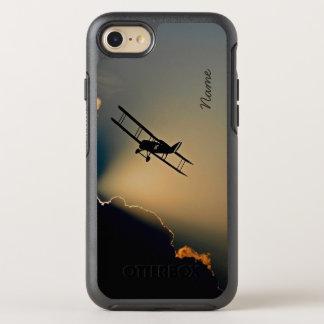 Bi Plane Sky OtterBox Symmetry iPhone 7 Case