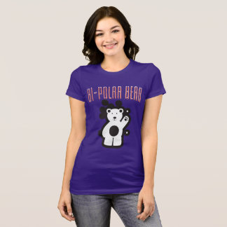 Bi-Polar Bear T-Shirt