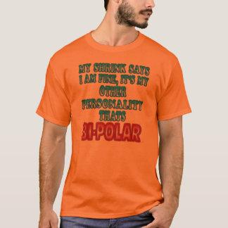 Bi Polar Shirt. T-Shirt