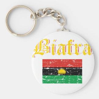 Biafra Flag Keychain