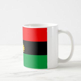 Biafra republic minority people ethnic flag coffee mug