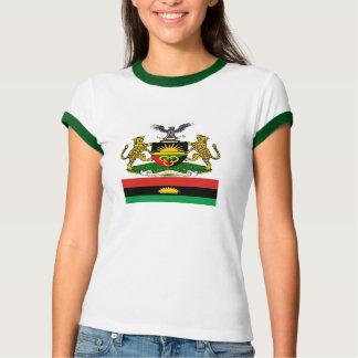 Biafran Coat of Arms and Flag T-Shirt